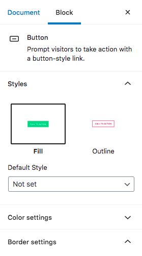 button style