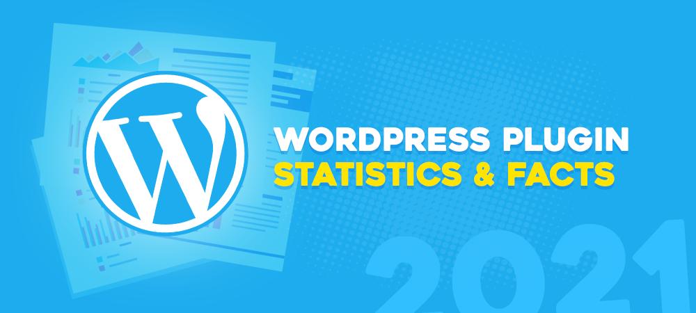 WordPress plugin statistics 2021