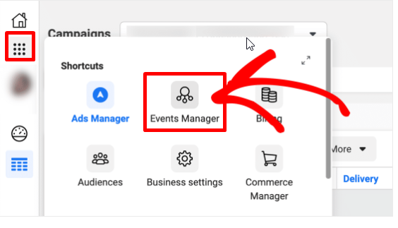 Facebook Event Manager