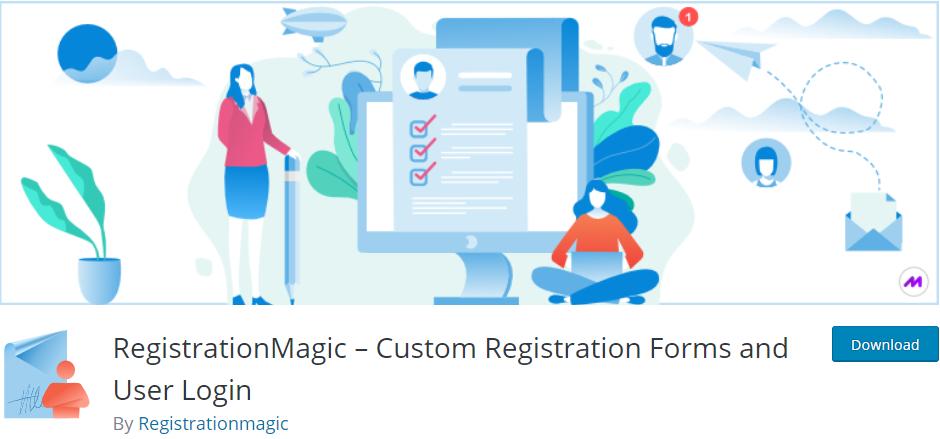 RegistrationMagic