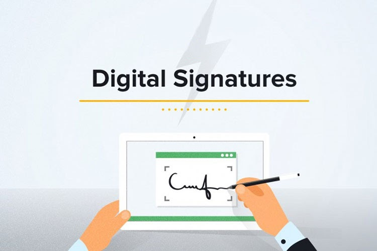 why we need digital signatures