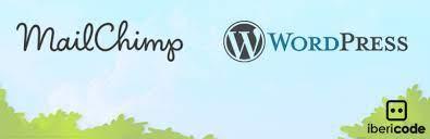 add MailChimp to WordPress