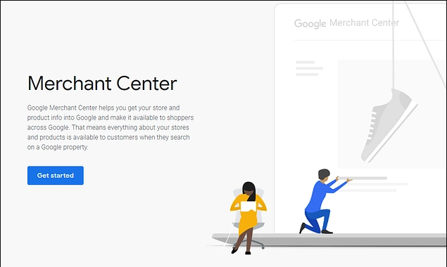 Google Merchant Center